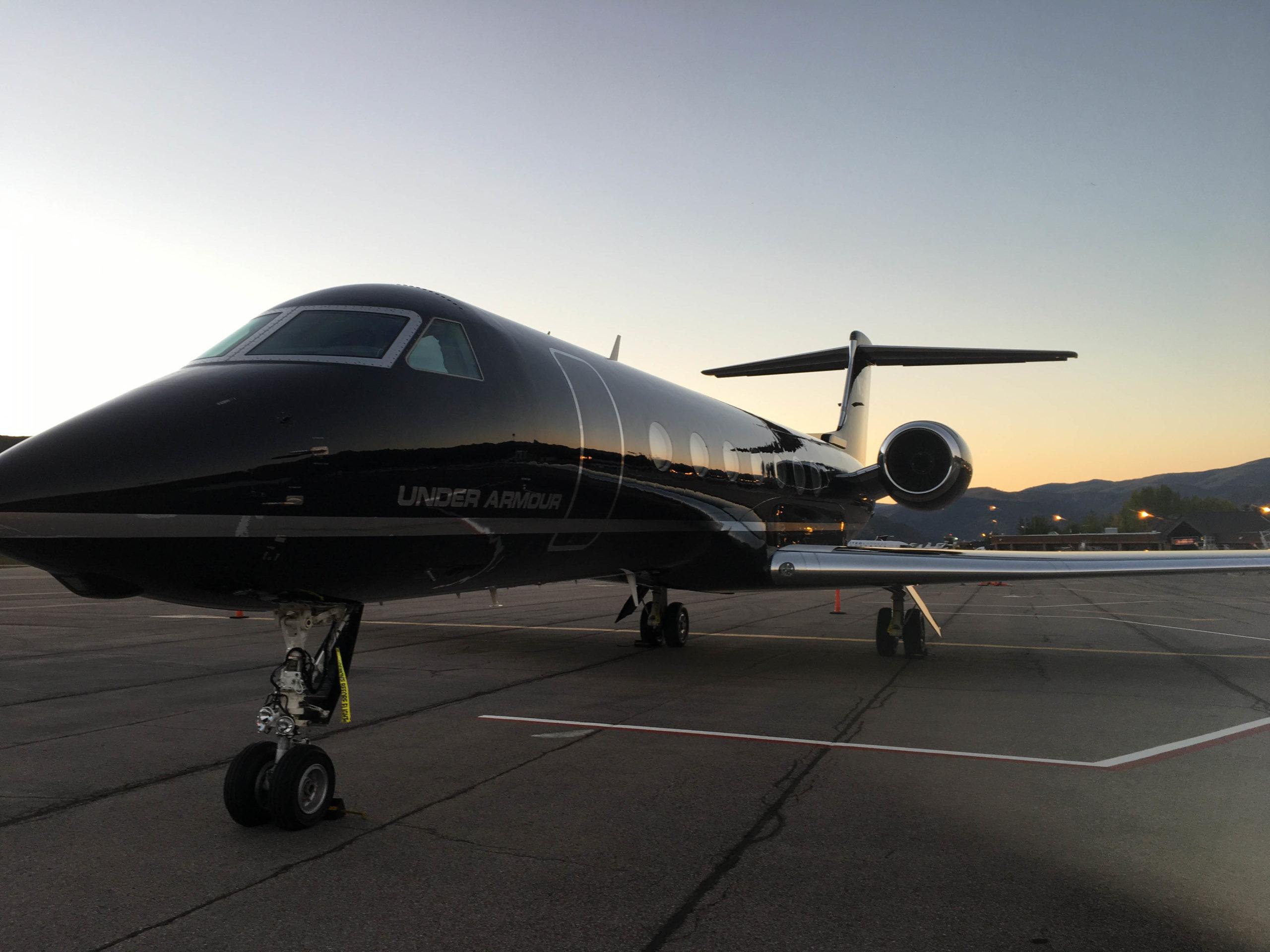 Under Armour Jet